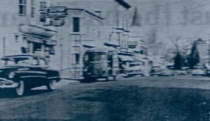 Downtown Easton, 1950s